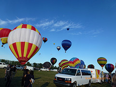 luchtballon prijs
